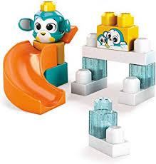 Mega Bloks GKX66(GKX67)Peek A Blocks Penguin Slide