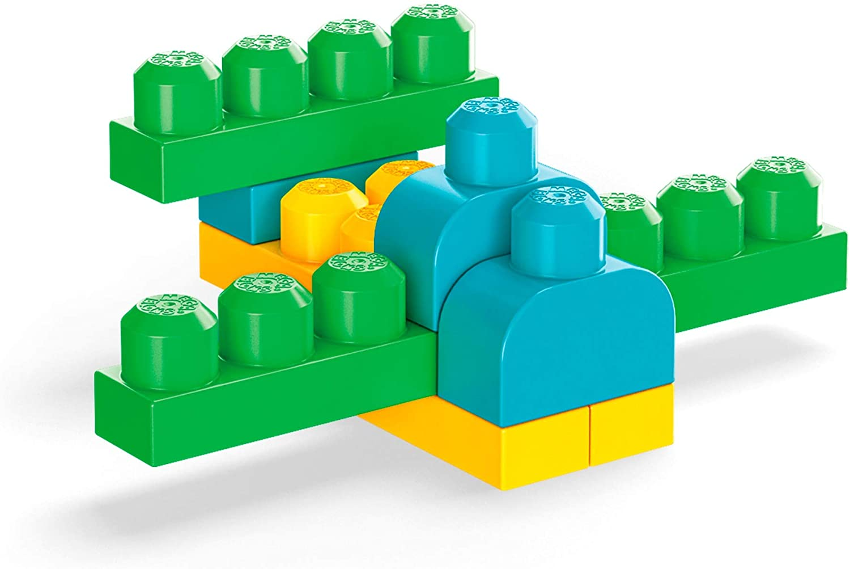 Mega Bloks GFG21 First Builders Construction Set 100pcs