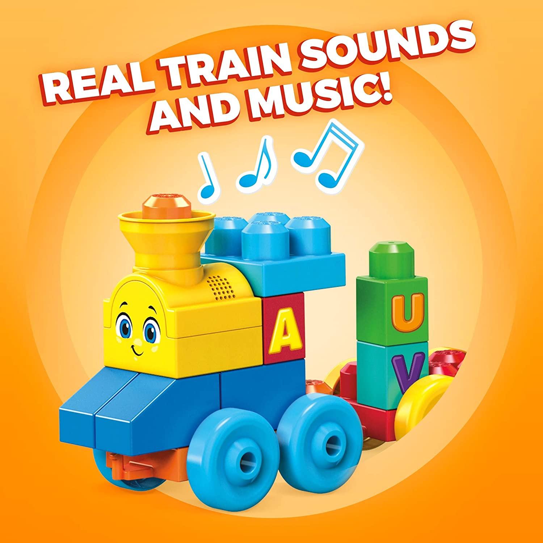 Mega Bloks FWK22 ABC Musical Train