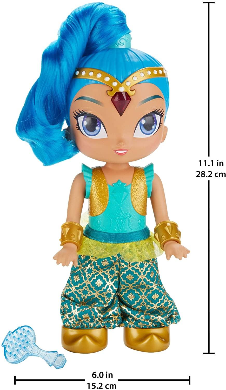 Shimmer and Shine DYV78(DYV85) Genie Dance Shimmer Doll