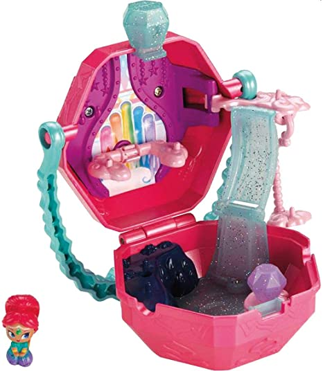 Shimmer and Shine FHN35(FHN38) Teenie Genie Jewellery Box Asst.