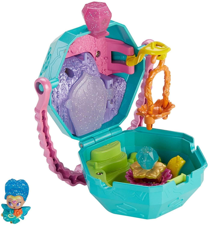 Shimmer and Shine FHN35(FHN39) Teenie Genie Jewellery Box Asst.
