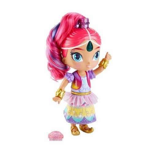 Shimmer and Shine FHN32 Rainbow Surprise Dolls