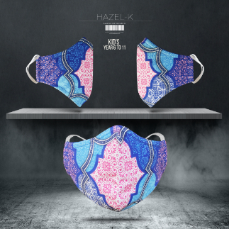 Fabrilife Edition Mask (women) - Hazel