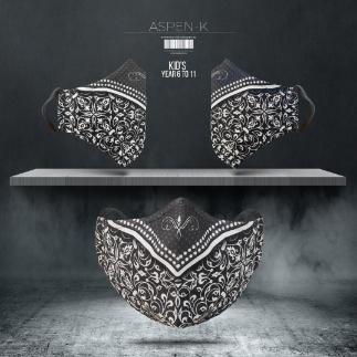 Fabrilife Kids Designer Edition Mask - Aspen