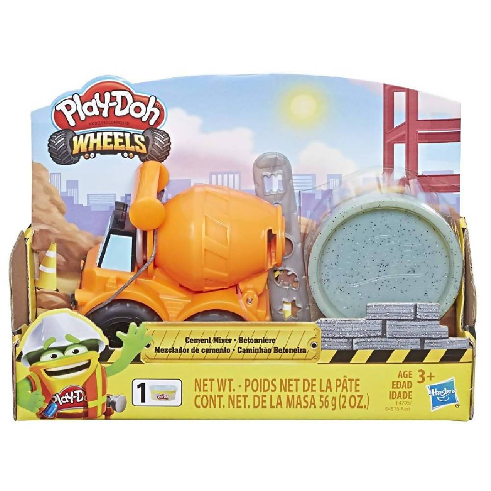 Play Doh Mini Vehicle Asst
