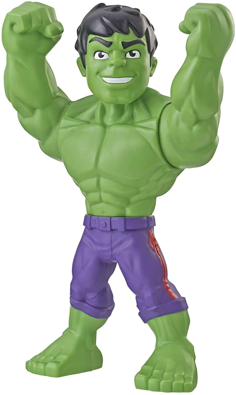 Playskool E4149 Heroes Marvel Super Hero Adventures Mega Mighties Hulk