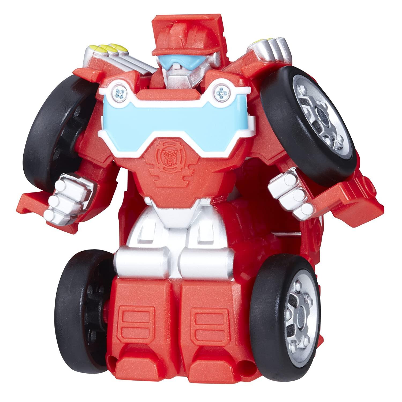 Playskool Heroes C0214(C0288) Transformers Rescue Bots Flip Racers Heatwave The Fire