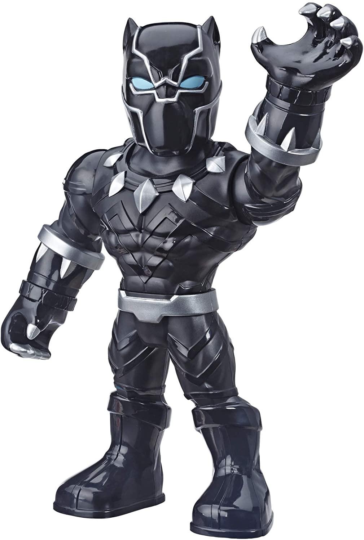 Playskool E4151 Heroes Marvel Super Hero Adventures Mega Mighties Black Panther