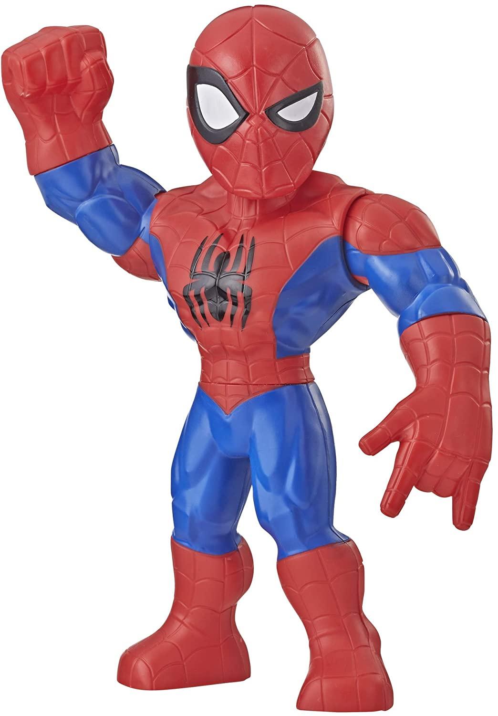Playskool E4147 Heroes Marvel Super Hero Adventures Mega Mighties Spider-Man