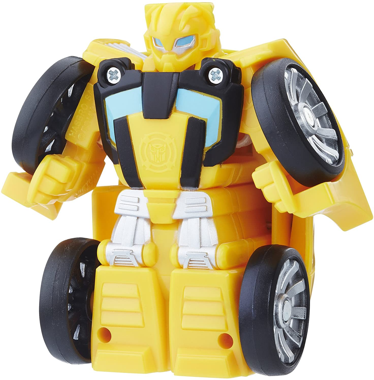 Playskool Heroes C0214(E0253) Transformers Rescue Bots Flip Racers Bumblebee