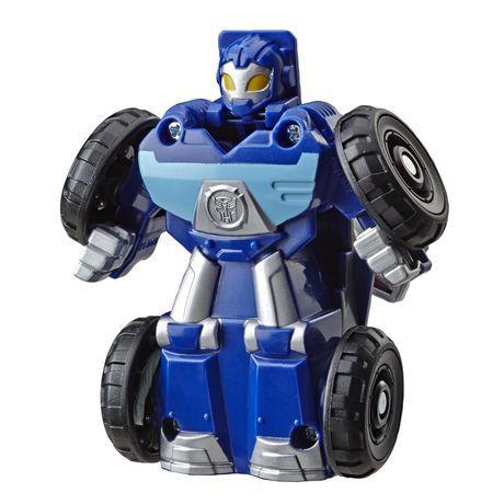 Playskool Heroes C0214(E3786) Transformers Rescue Bots Flip Racers Whirl The Flight