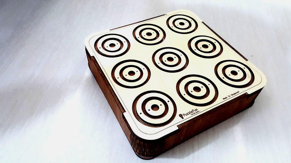 Puzzle Fun Katagolla 3D Puzzle