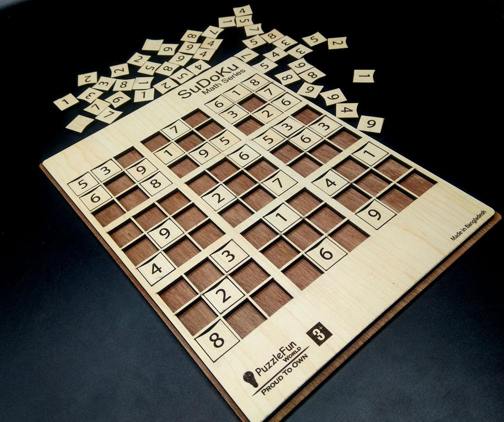 Puzzle Fun Sudoku