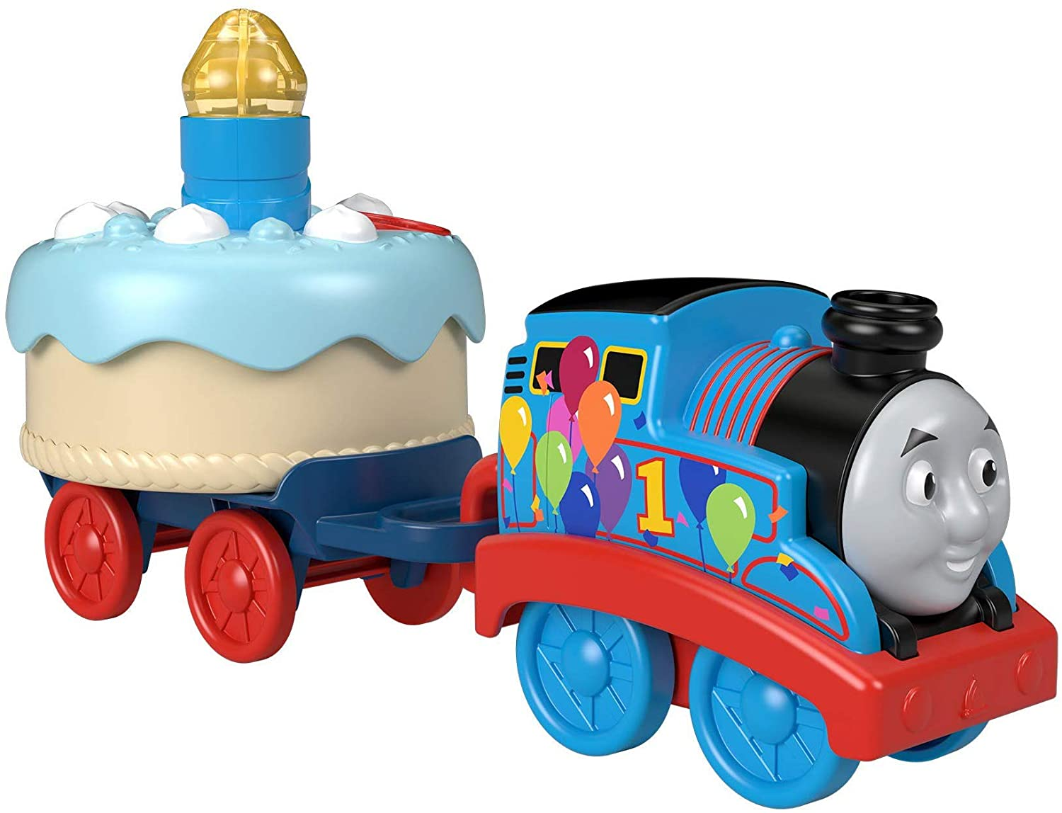 Thomas & Friends GHN67 Birthday Wish Thomas