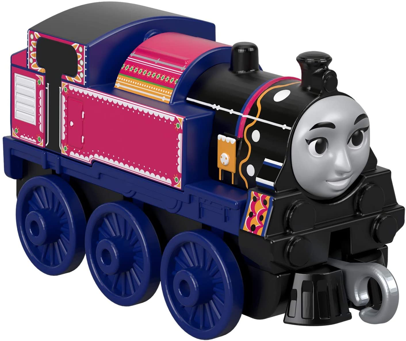 Thomas & Friends GCK93(FXX00)TrackMaster Ashima Small Engine Asst.