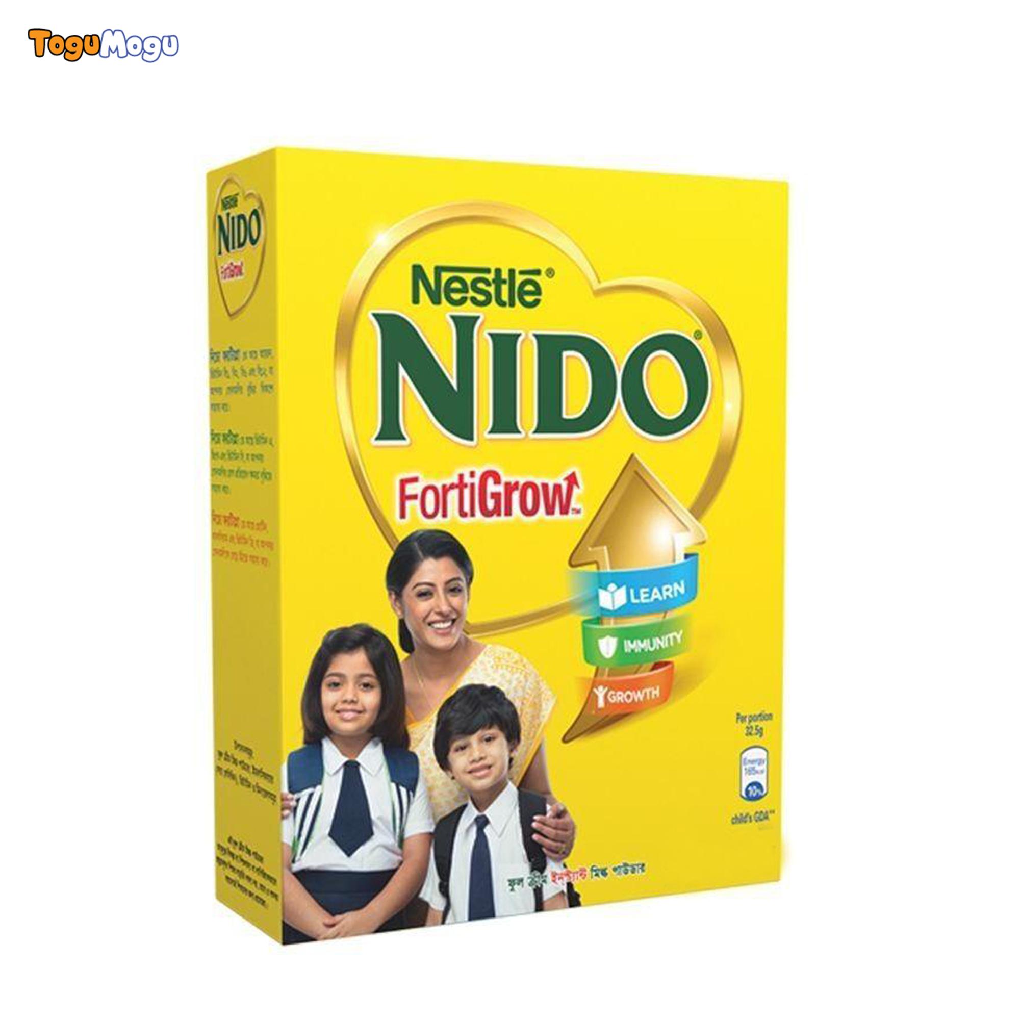 NIDO Fortigrow BIB 12x700g BD