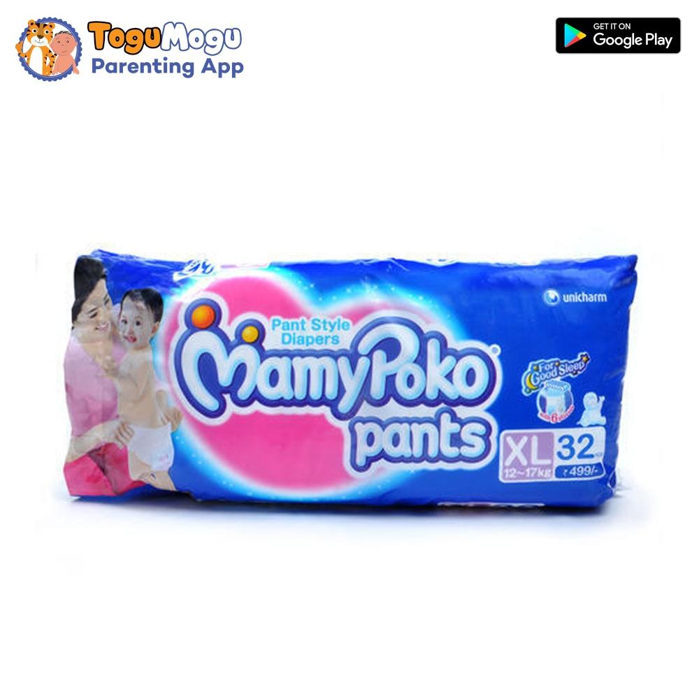 MamyPoko Pants XL-32 Pcs(12-17kg)