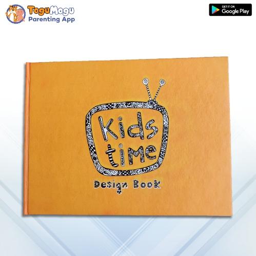 Kids Time Design Note Book