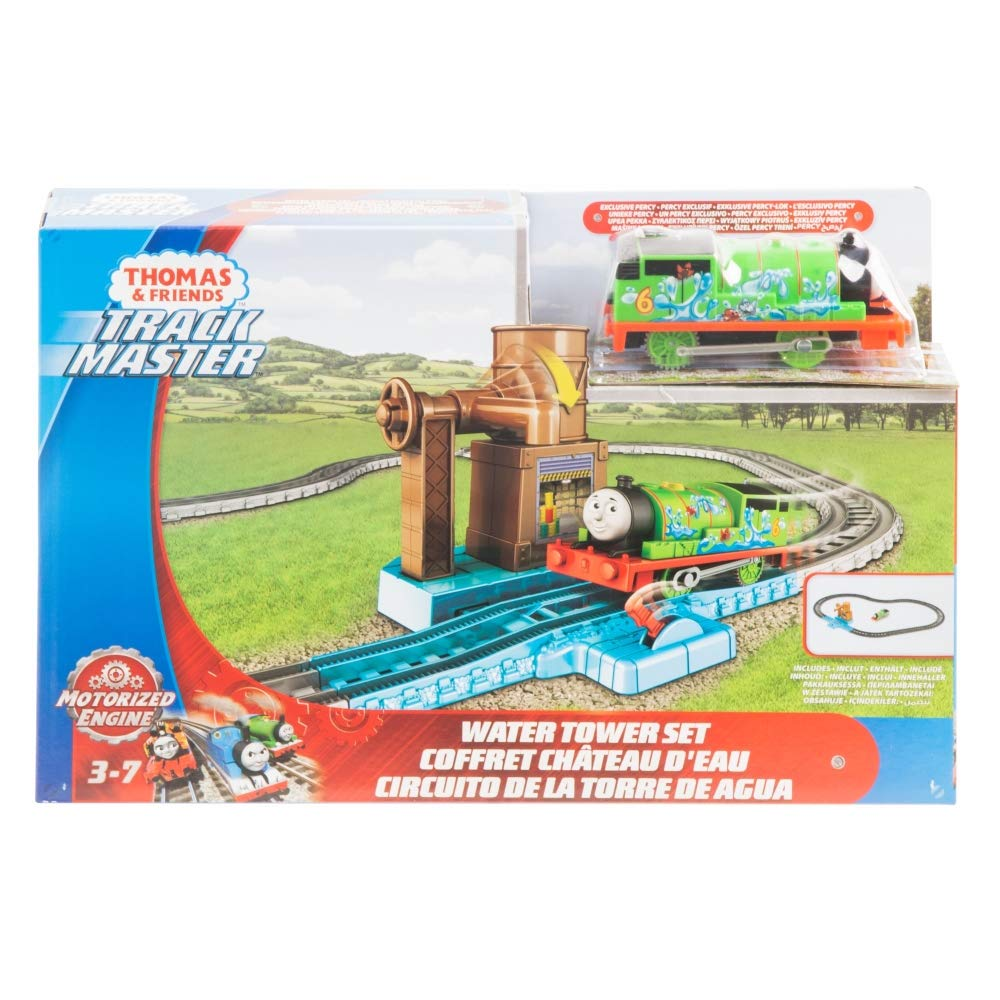 Thomas & Friends FXX64 TrackMaster Water Tower Set