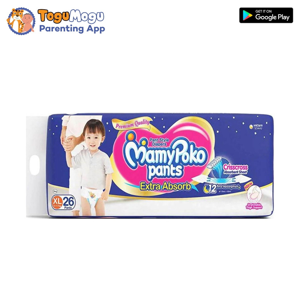 MamyPoko Pants XL-26 Pcs(12-17kg)