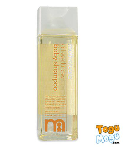 Mothercare baby shampoo. 300ml