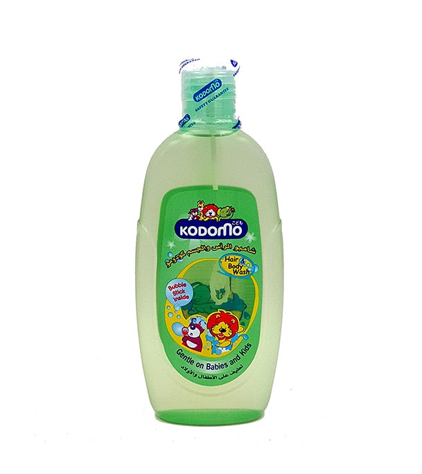 Kodomo Baby Hair & Body Wash 200ml