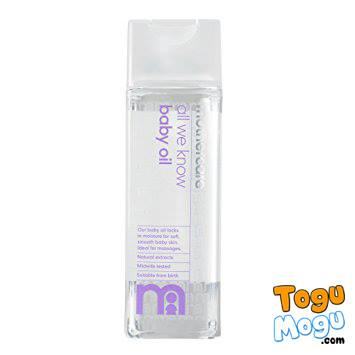 Mothercare baby oil. 300ml