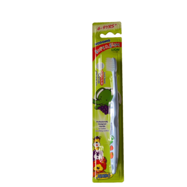 Kodomo Baby Tooth Brush (6-9 Years)