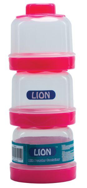 LION MILK POWDER CONTAINER
