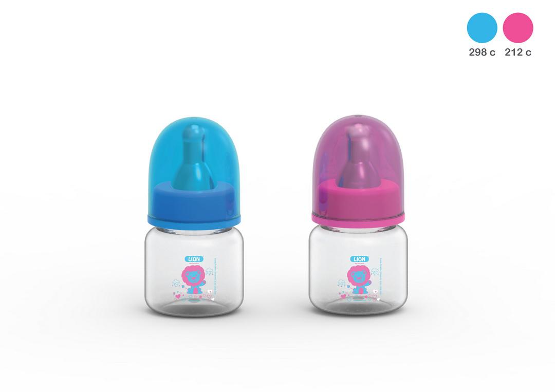 LION FEEDER 2 OZ / 60 ML (BPA FREE)