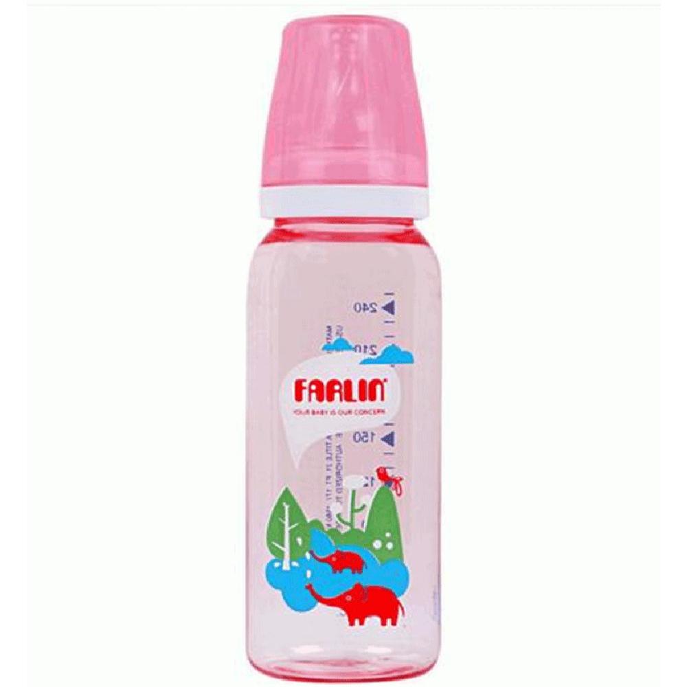 Farlin Decorative Feeding Bottle 250 ml / 9 oz (NF-767)