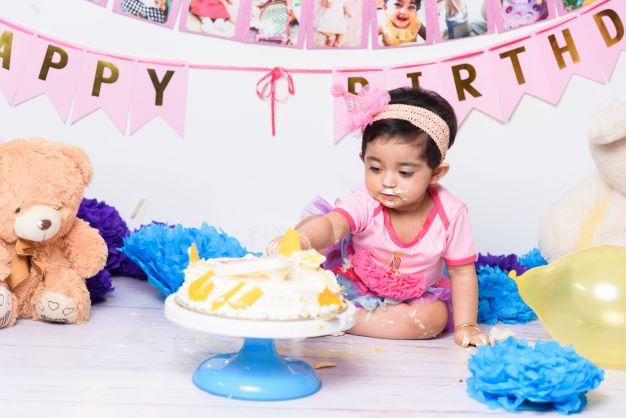 Cake Smash- Three