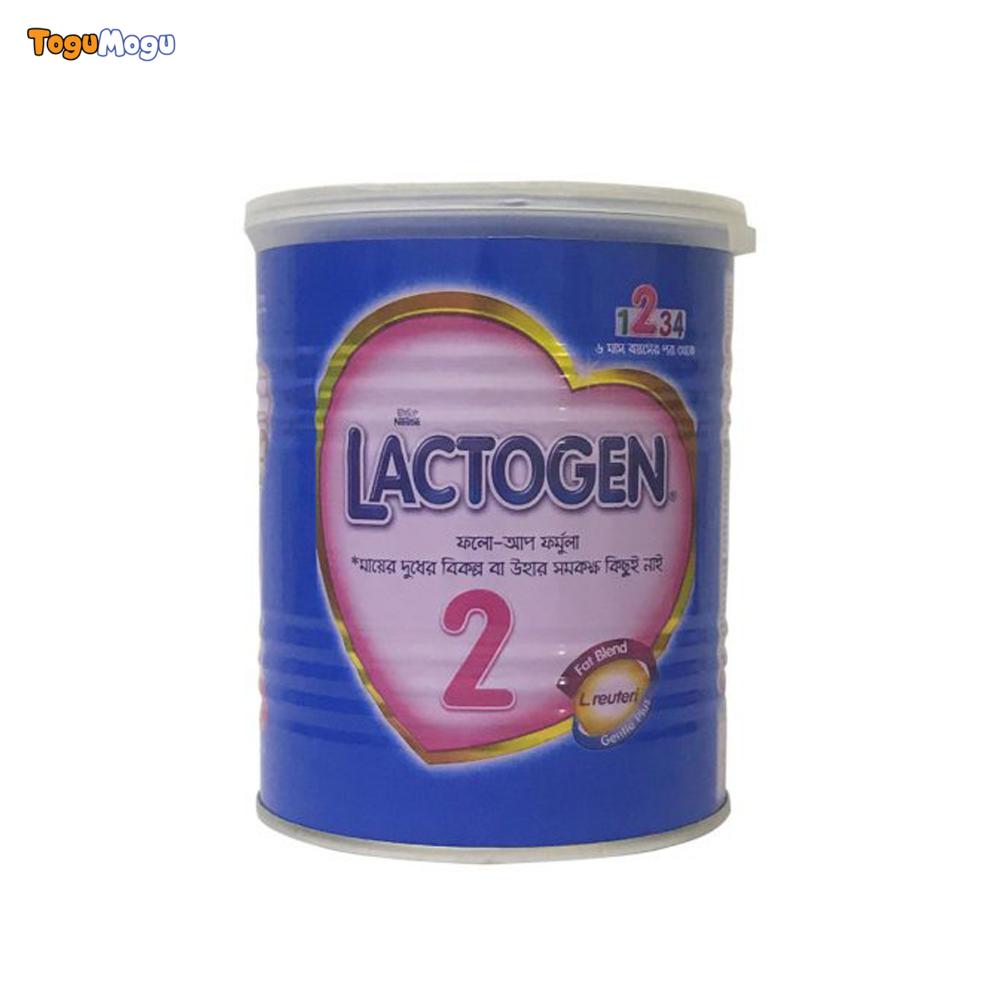 LACTOGEN 2 FU Tin 400 gm