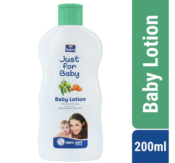 Parachute Just for Baby Baby Lotion 200ml