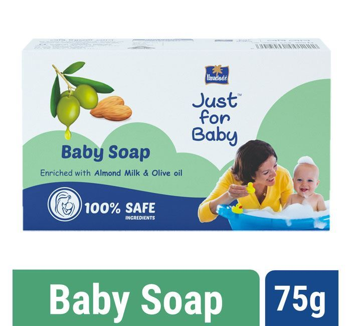 Parachute Just for Baby - Baby Soap 75g
