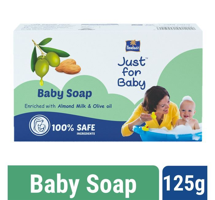 Just for Baby - Baby Soap 125g