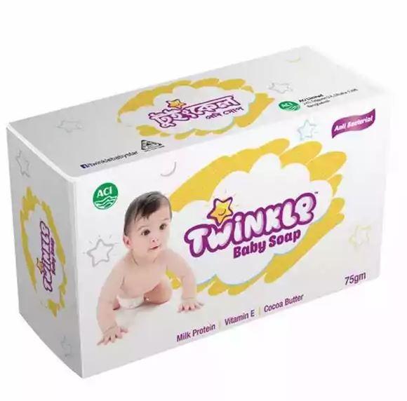Twinkle Baby Soap