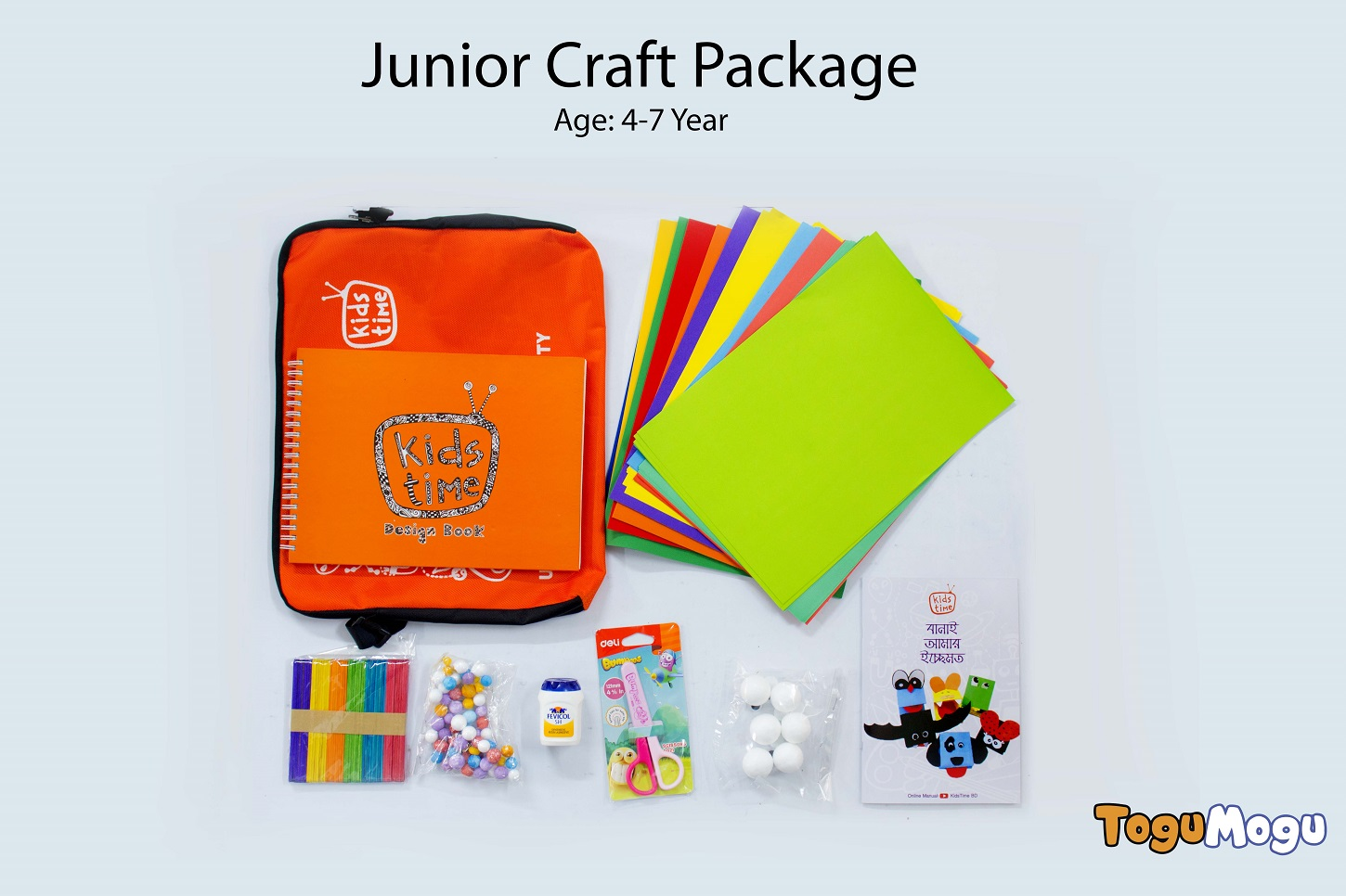 Kids Time Crafting Package (Junior)
