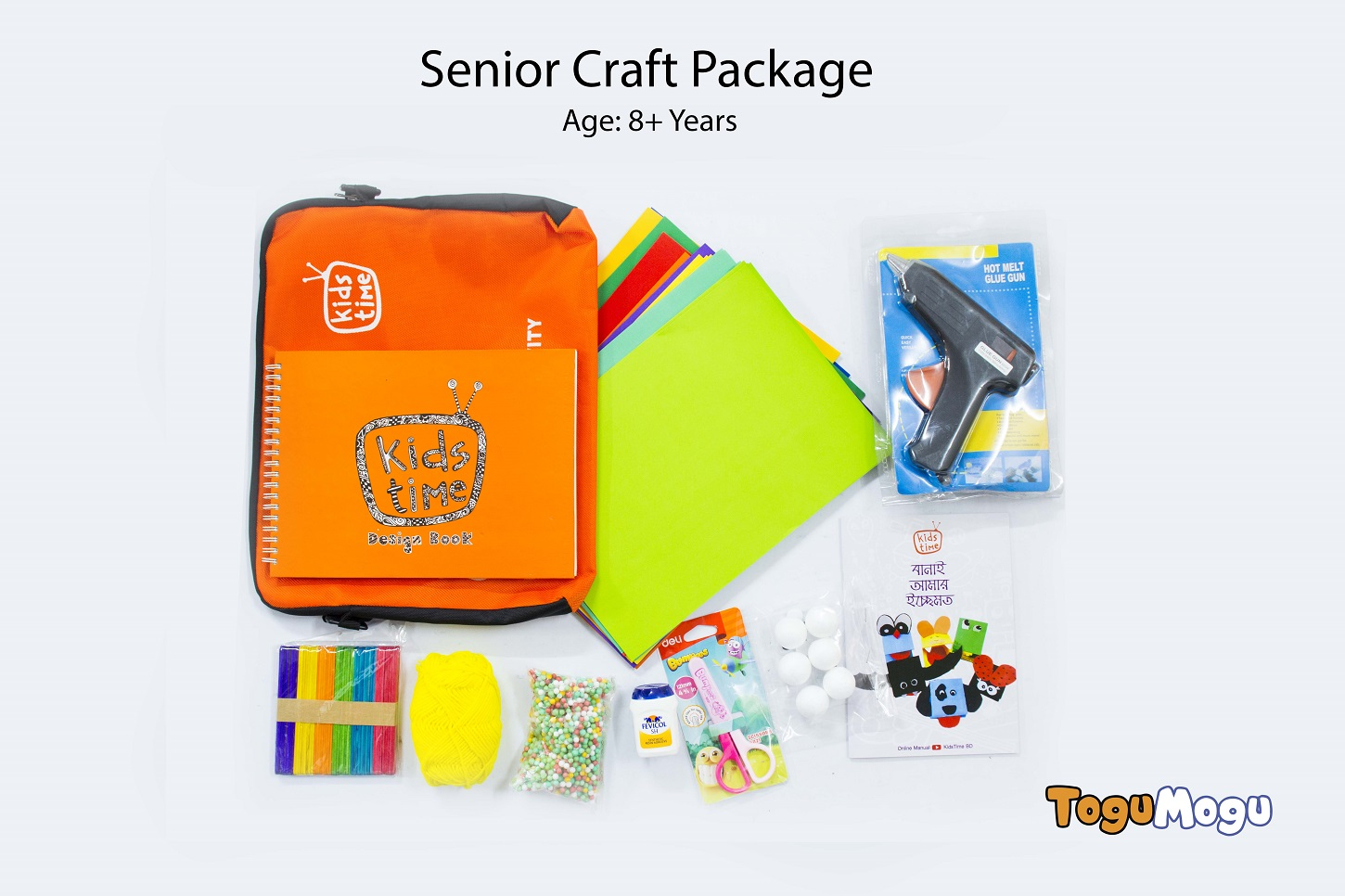 Kids Time Crafting Package (Senior)