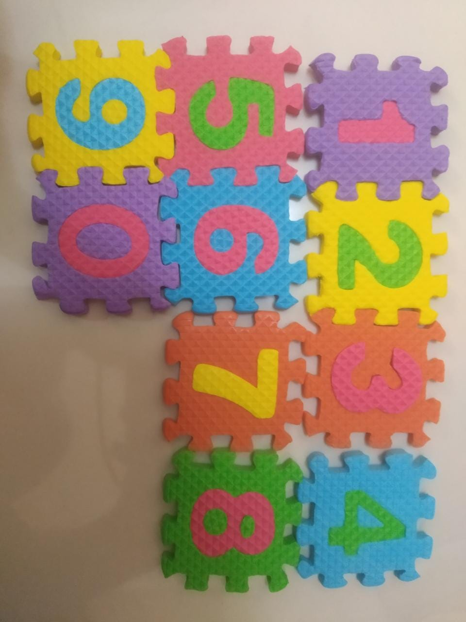 Baby Puzzle Mat (large)