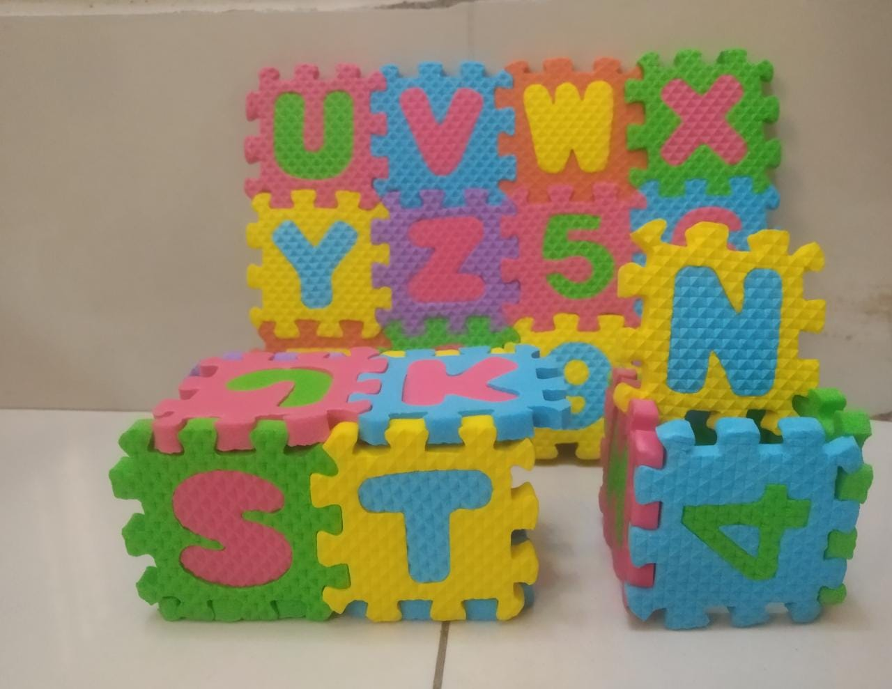 Baby Puzzle Mat (small)